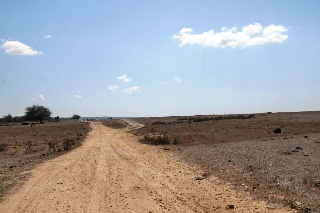 Jalanan di Semau