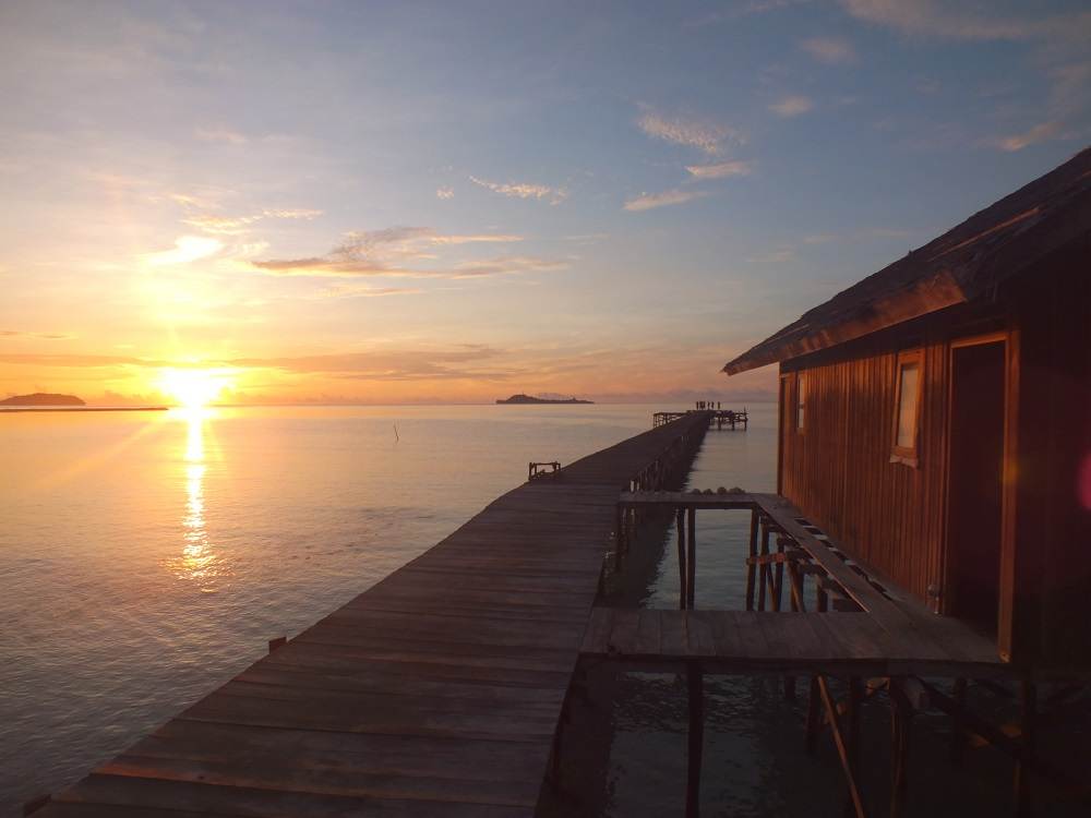 Sunrise @ Hamueco Dive Resort