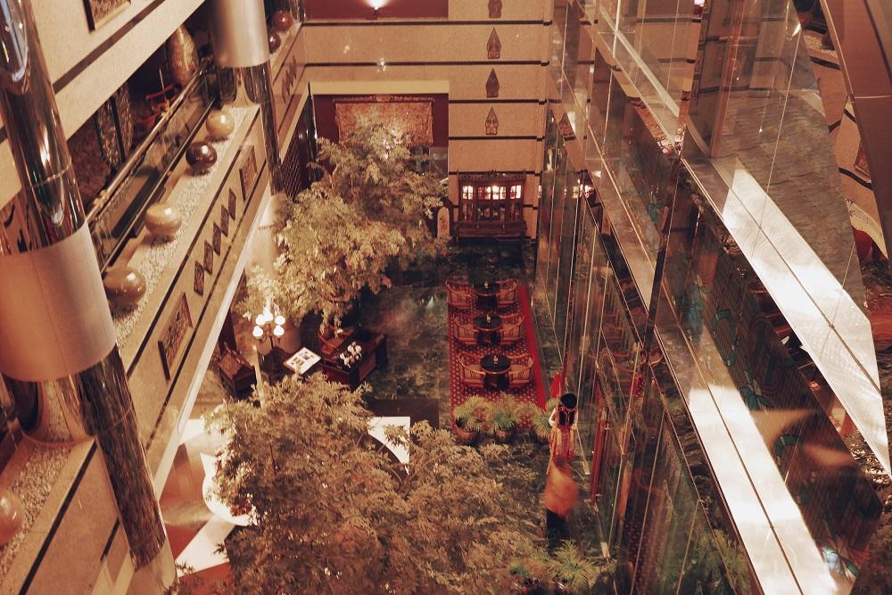 Ruang Tunggu di Lobby