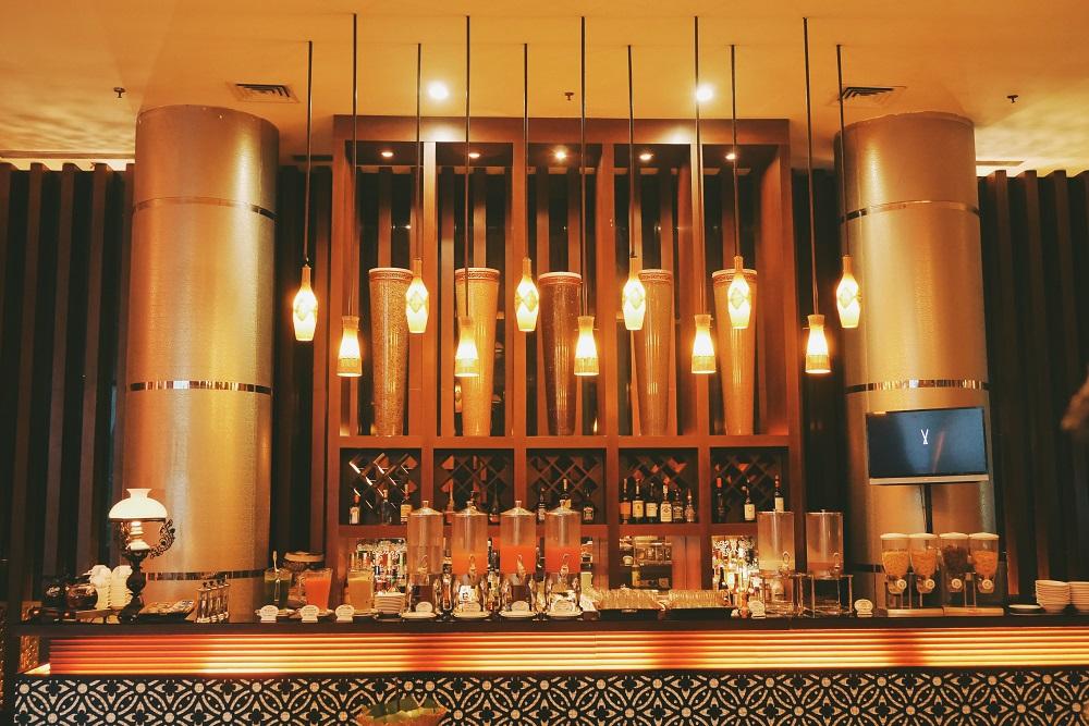 Bar di Restoran Srikandi
