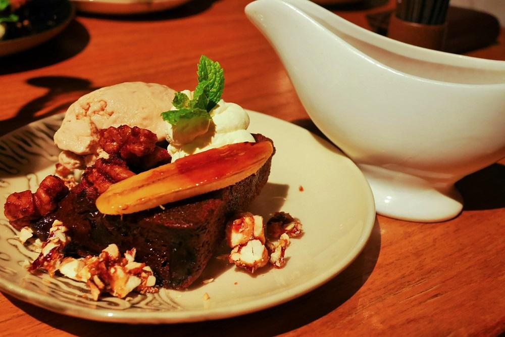 Bali Chocolatte & Chili Brownies