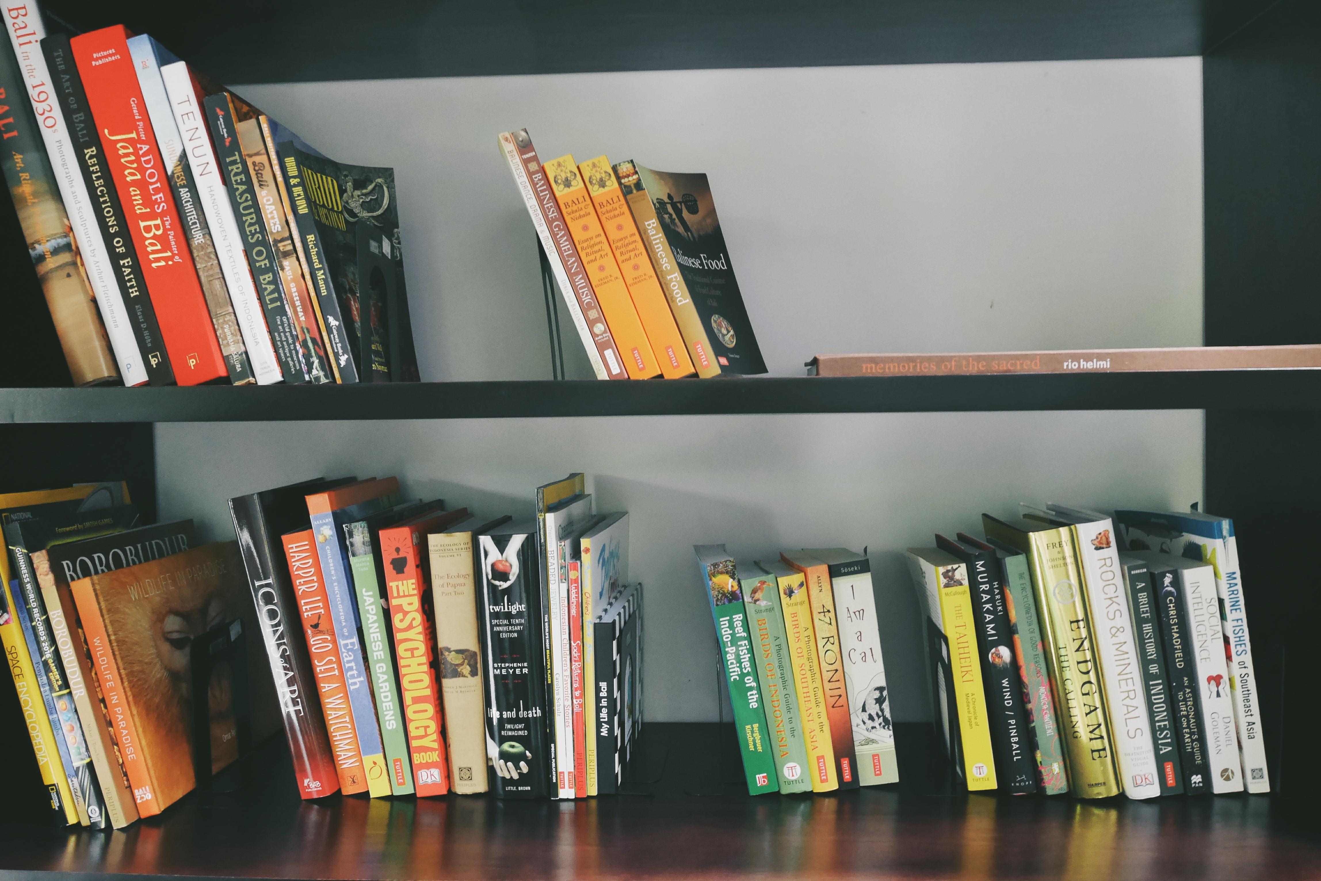 Pilihan Buku untuk dibaca