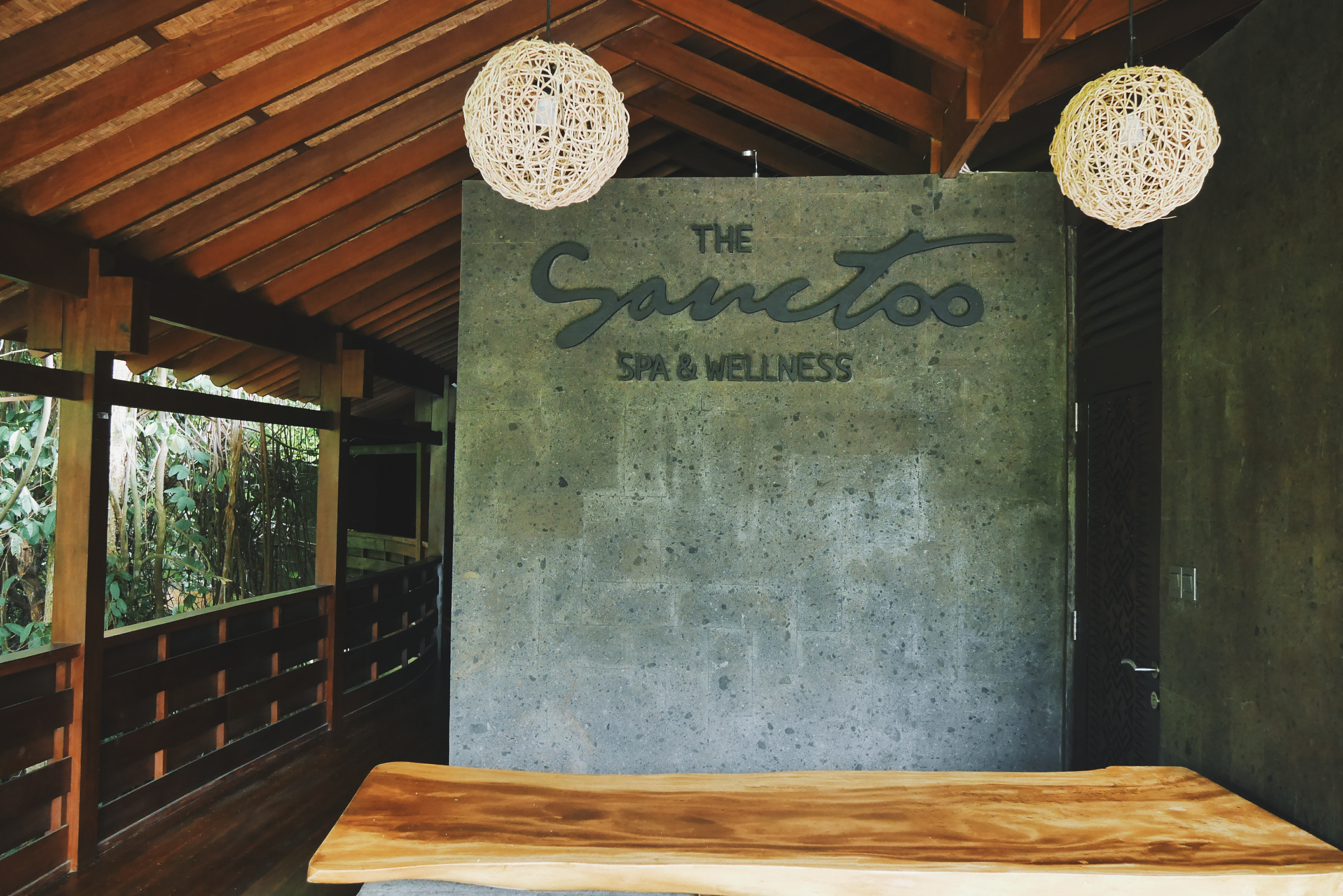 The Sanctoo Spa and Wellness