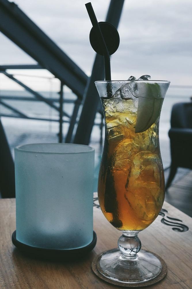 Flavoured Ice Tea (Apple Green)