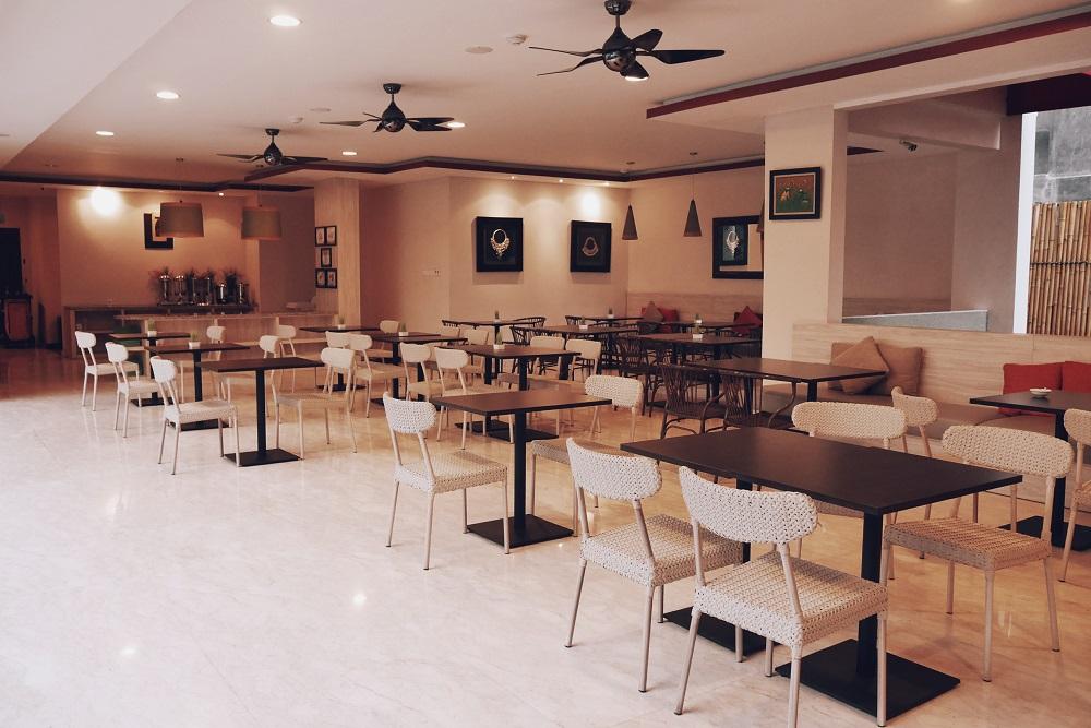 Restoran di Terrace Kuta