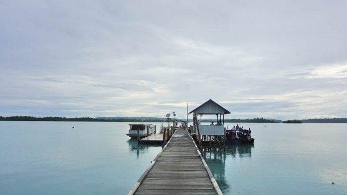Teluk Alulu