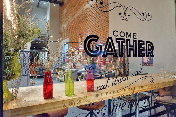Gatherinc Bistro & Bakery