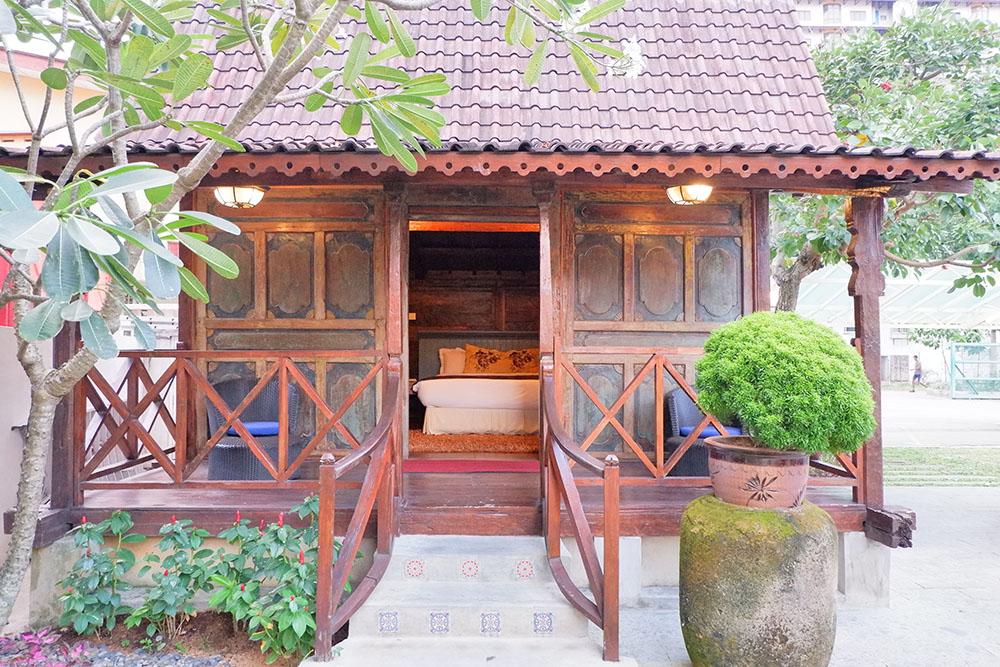 The Settlement Hotel Melaka