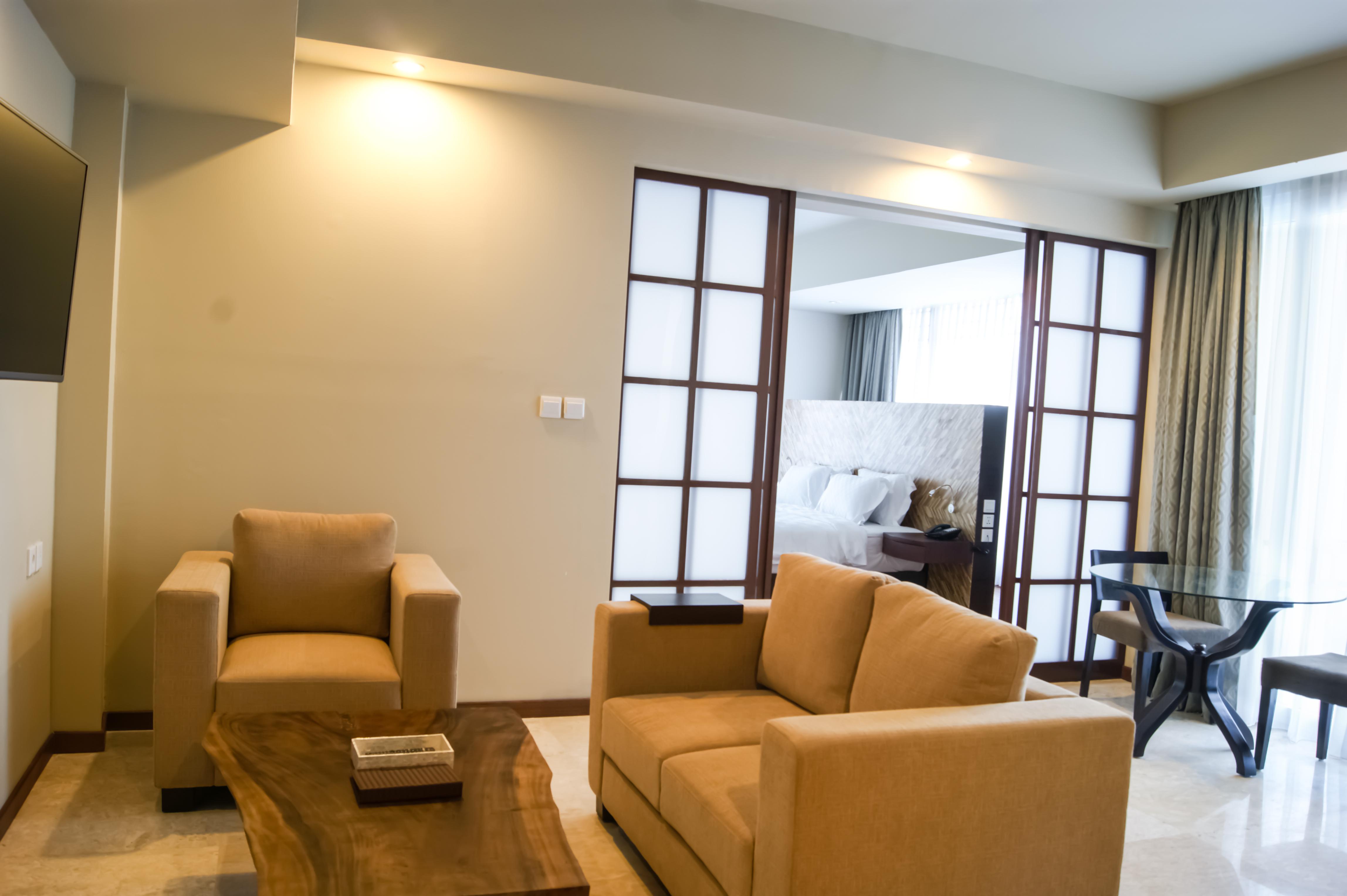 Ruang Tamu Eksekutif Suites