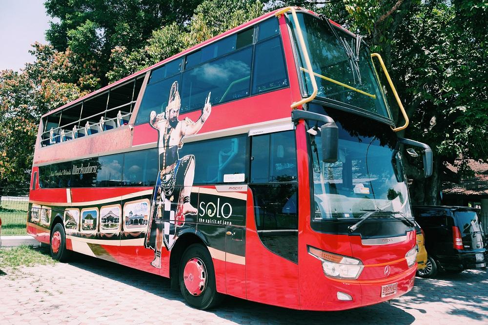 Bus Tingkat Werkudara