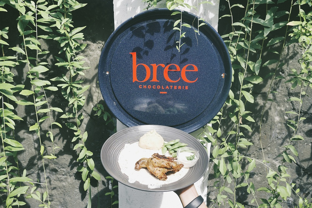 Bree Grilled Chicken
