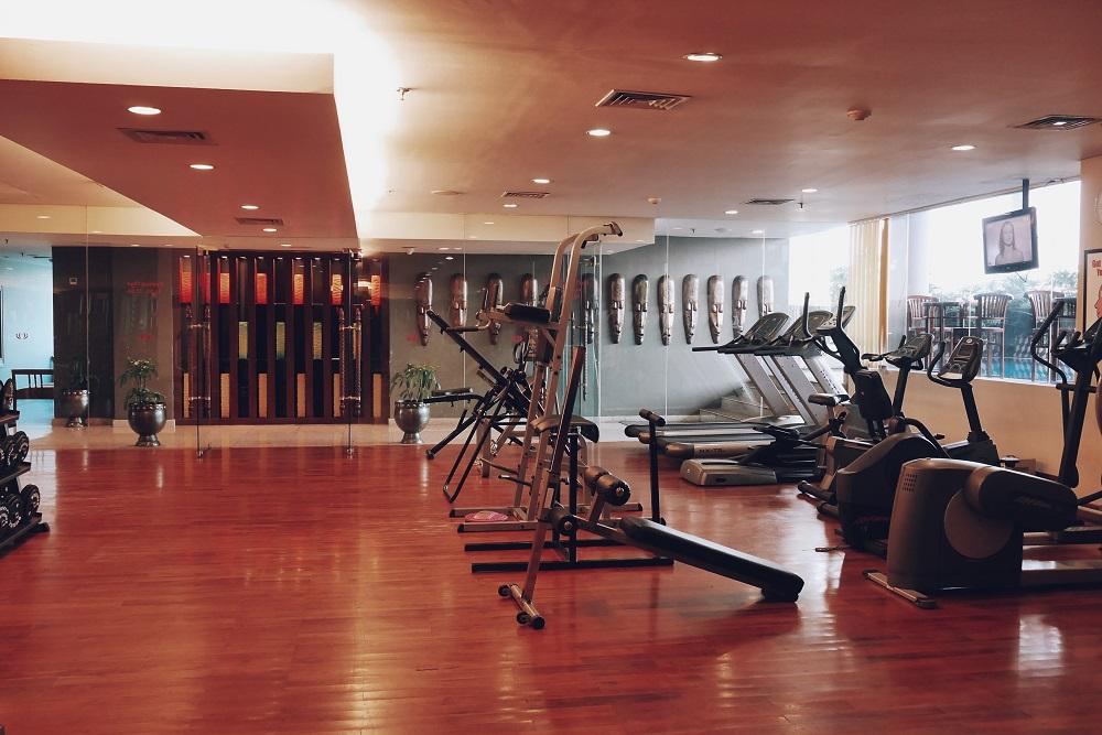 Ruangan Fitness