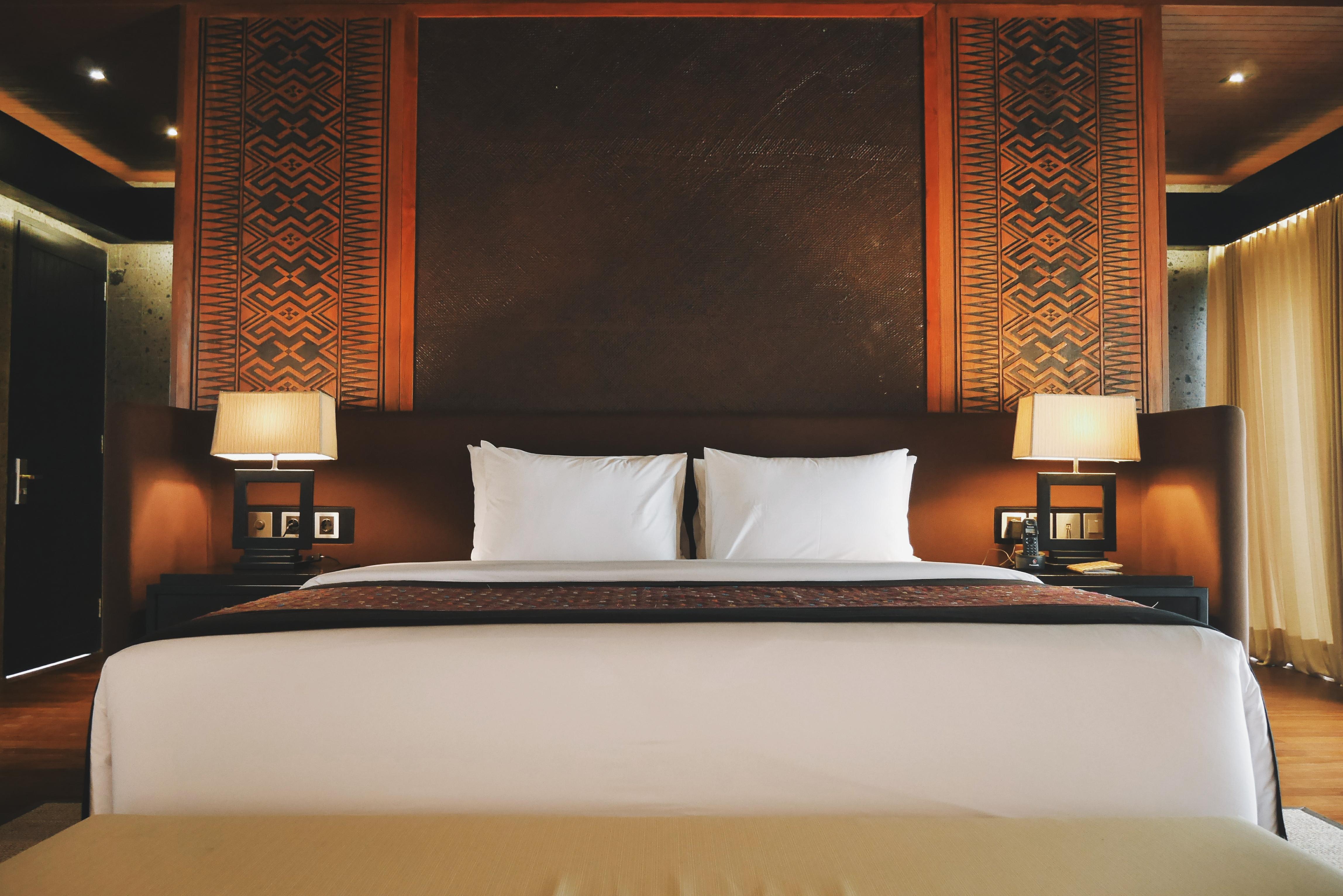 Tempat Tidur yang sangat nyaman