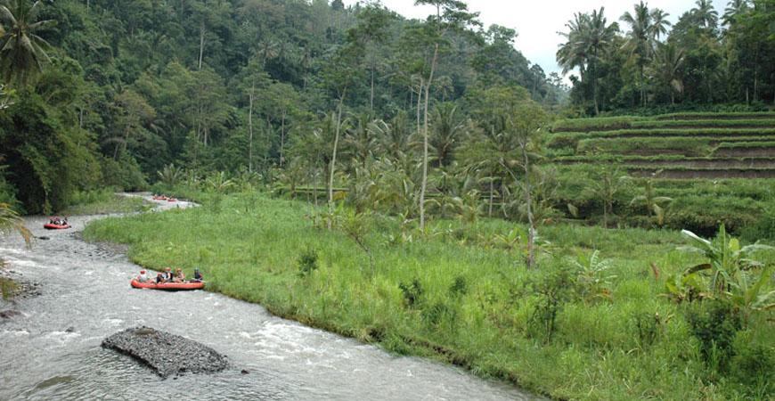 Rute terpanjang sejauh 16 km