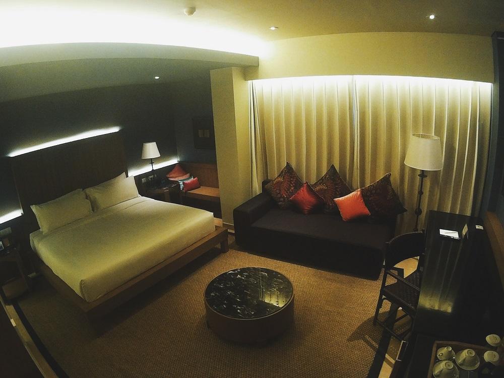 Tipe Kamar Suite dengan luas 48 m2