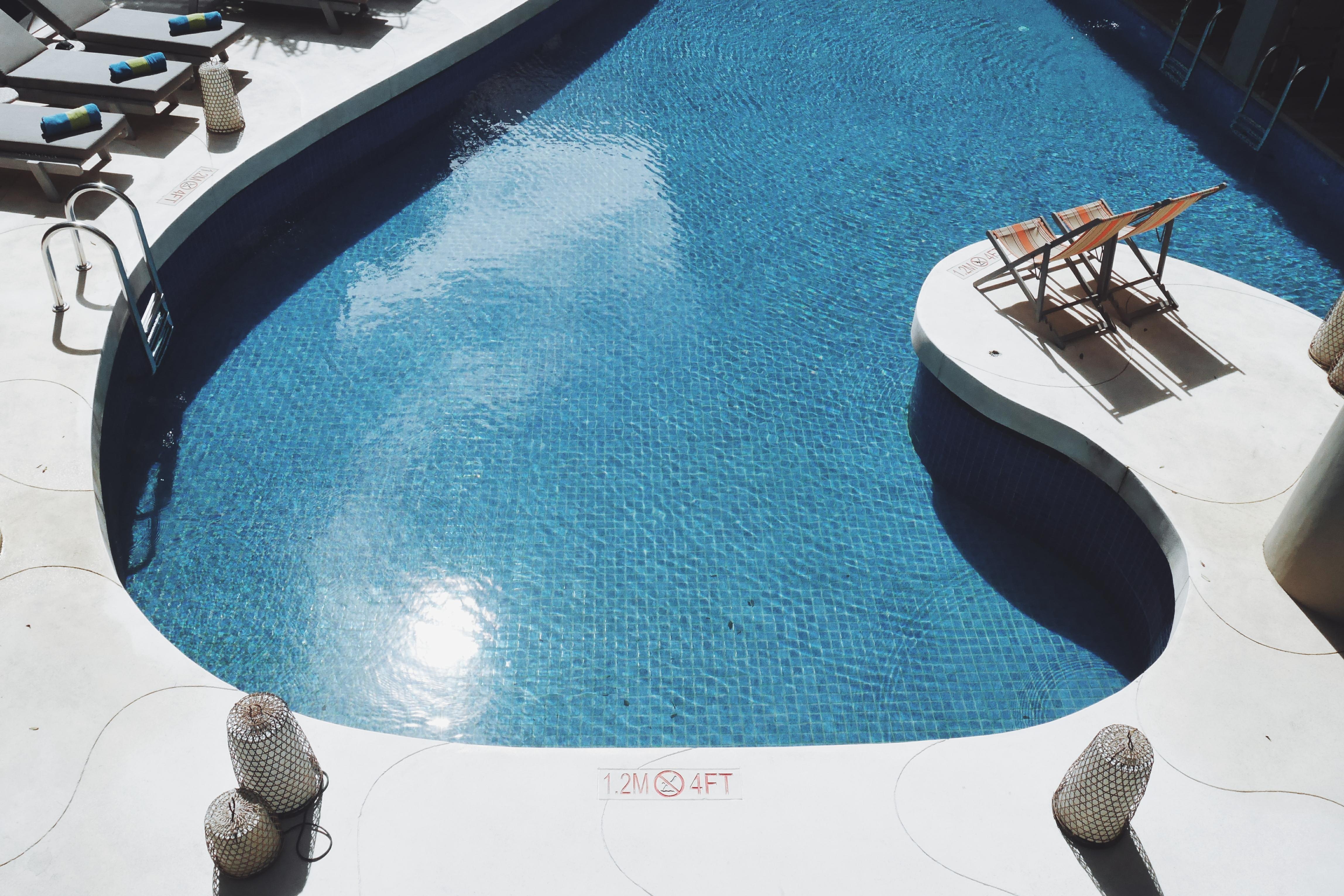 Birunya Lagoon Pool