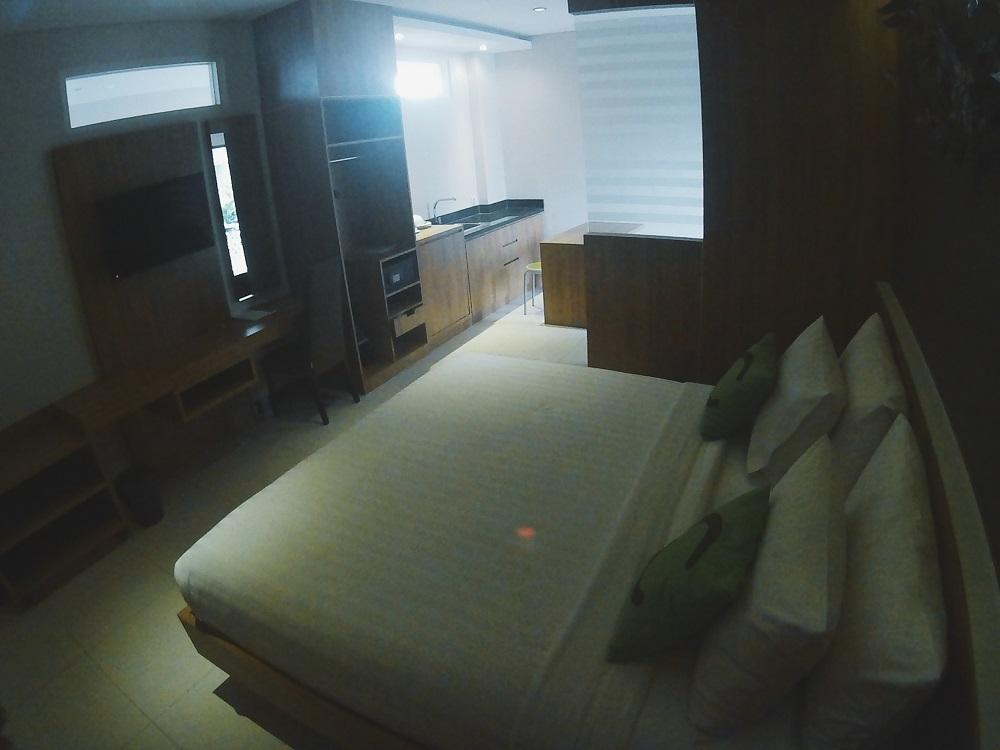 Tempat Tidur ukuran Double