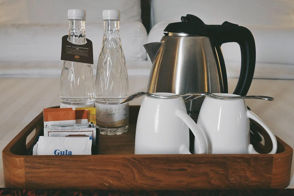 Coffee and Tea Making