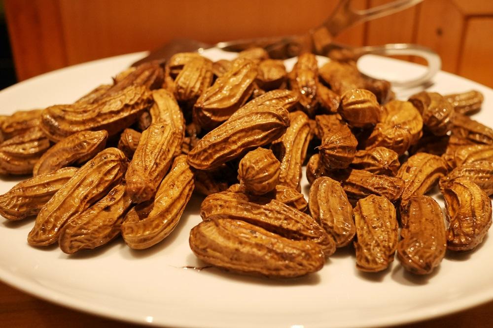 Kacang  Rebus
