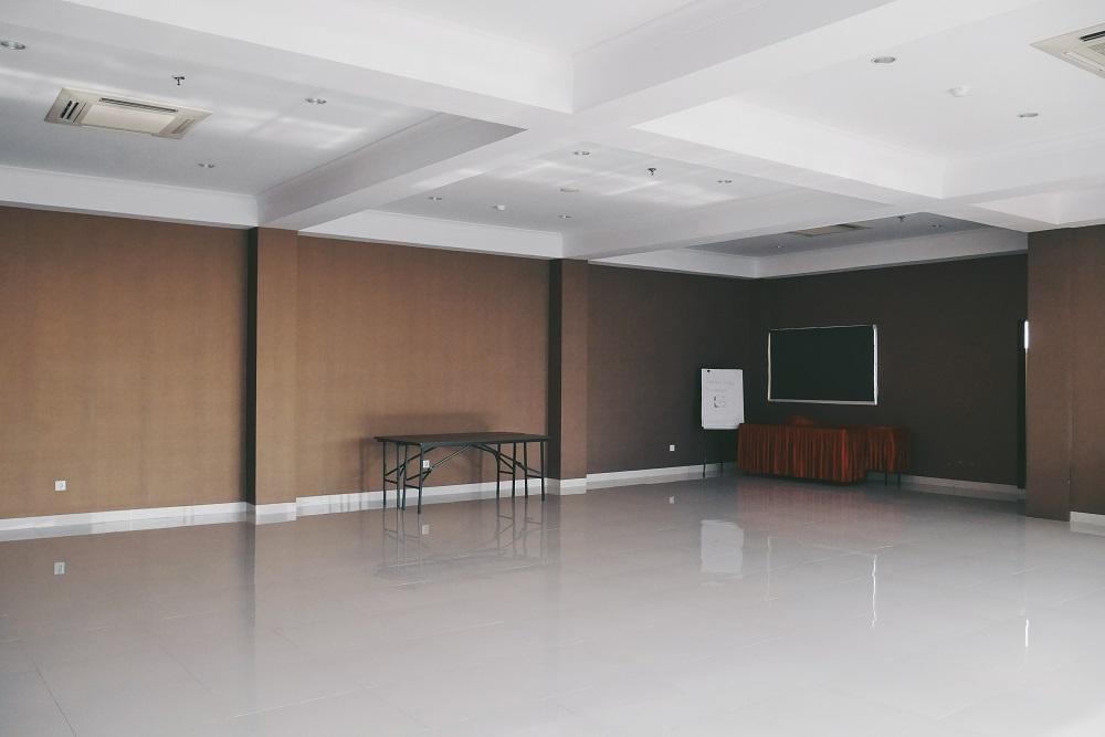 Ruang Meeting Lantai 3 di atas Resto