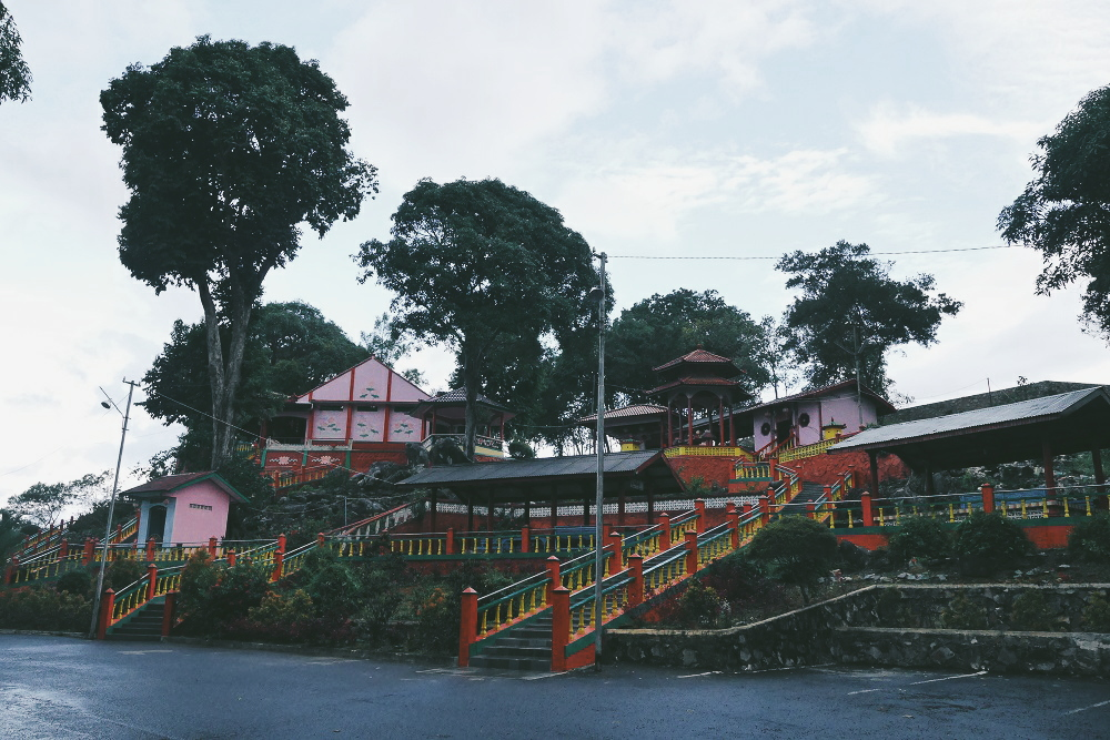 Vihara Tertua dan Terbesar di Belitung