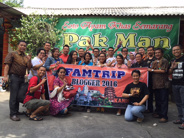 Soto Ayam Khas Semarang Pak Man