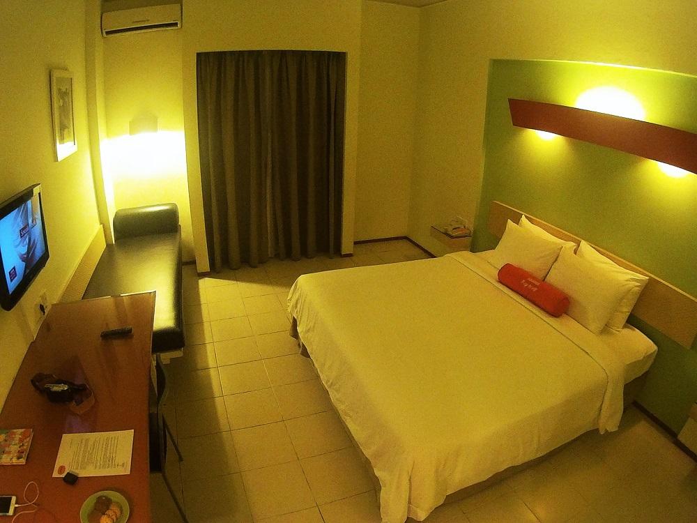 Deluxe Room tipe kamar aku