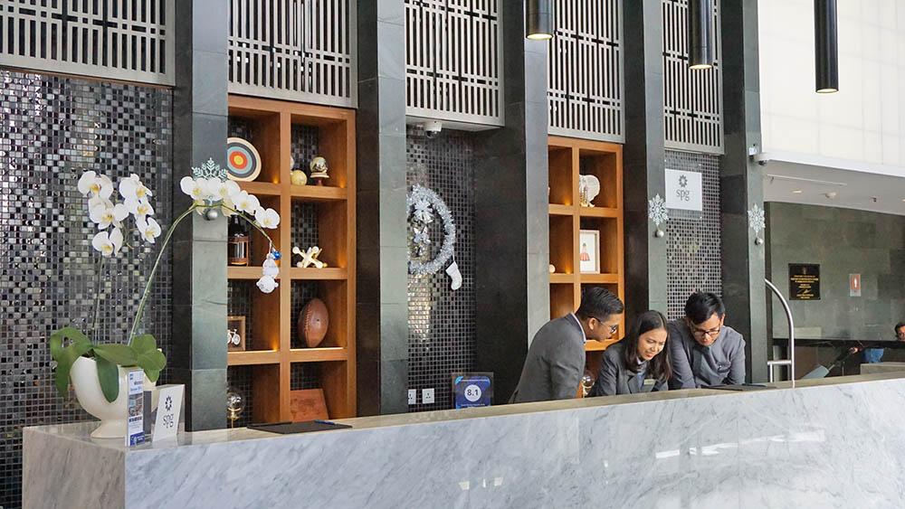 Four Points by Sheraton Jakarta