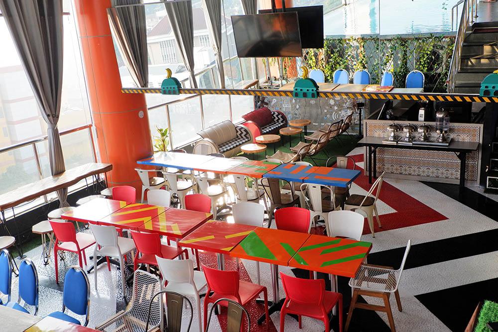 Cafe & Resto di G Suite Hotel