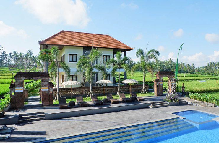 UbudOne Villas